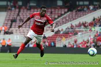 Boro are waiting on the fitness of Bola and Ameobi