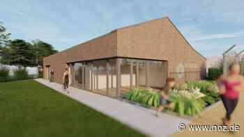 Tennis-Klubhaus und Turnraum in einem Sporthaus in Meppen-Hemsen - NOZ