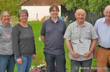 Scheidendes Trio hinterlässt große Fußstapfen - Fränkische Nachrichten