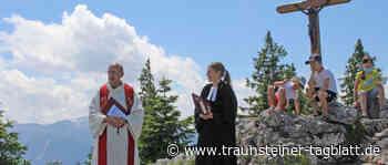Bad Reichenhall: Ökumenischer Berggottesdienst mit Bläserensemble am Predigtstuhl - Traunsteiner Tagblatt