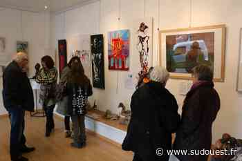 Hasparren : Huit artistes autour du dessin… Et autres - Sud Ouest