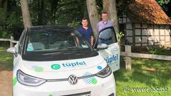 Aktion in den Sommerferien: E-Carsharing: Stadtwerke Bramsche spendieren mehrere Tagesfahrten - NOZ
