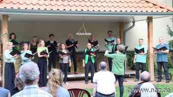 "Nach langer Corona-Pause: Kammerchor ""Vox humana"" begeistert bei Gartenkonzert in Bramsche - NOZ"
