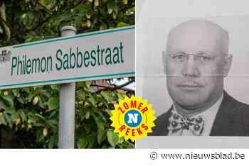 Philemon Sabbe verwezenlijkte the American Dream en schreef voor uitgeweken Vlamingen - Het Nieuwsblad