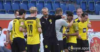 Borussia Dortmund und Borussia Mönchengladbach verlieren - SPORT1