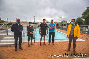 La piscine de Craponne-sur-Arzon reprend ses quartiers d'été - La Commère 43