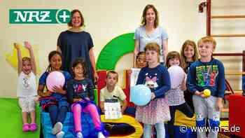 Emmerich: So gelangen Kinder bärenstark in die Schule - NRZ