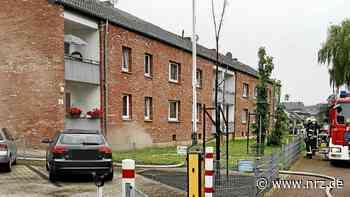 Emmerich: Feuerwehr musste zu einem Kellerbrand ausrücken - NRZ