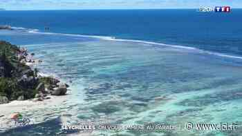 À la découverte d'Anse Source d'Argent aux Seychelles, l'une des plus belles plages du monde - LCI