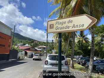 La plage de Grande-Anse : la perle noire de Trois-Rivières - Culture en Guadeloupe - France.Antilles.fr Guadeloupe