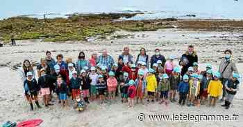 L'Association des pêcheurs plaisanciers de l'Anse de Penfoul-Bénodet fait découvrir l'estran aux enfants - Le Télégramme