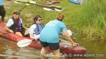 Organization makes kayaking accessible for people with disabilities - WNEM Saginaw