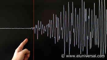 Funvisis reporta sismo de magnitud 3.8 en San Antonio del Táchira - El Universal (Venezuela)