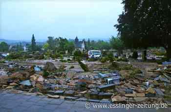 Flutkatastrophe in Ahrweiler - Das haben Helfer aus dem Kreis Esslingen erlebt - esslinger-zeitung.de