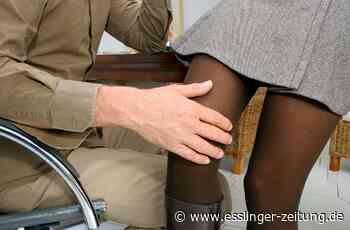 Vorfall in Esslingen - Frau sexuell belästigt - esslinger-zeitung.de