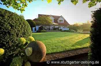 Preisgekrönter Garten in Notzingen - Ein kleines Paradies im Kreis Esslingen - Stuttgarter Zeitung