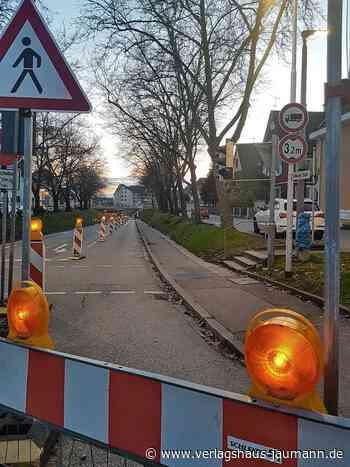 Weil am Rhein: Fahren in eine Richtung - Weil am Rhein - www.verlagshaus-jaumann.de