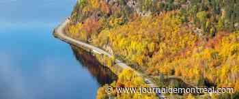 Une berceuse de 100 kilomètres le long du Saint-Maurice - Le Journal de Montréal