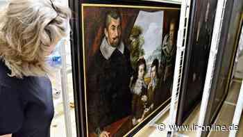 Museum Schloss Doberlug: Glanzstücke der Sammlung Dohna-Schlobitten ziehen ein ins Schloss Doberlug - Lausitzer Rundschau