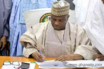 Subjecting INEC Power To NCC Is Illegal – Sokoto governor, Aminu Tambuwal - GH Gossip