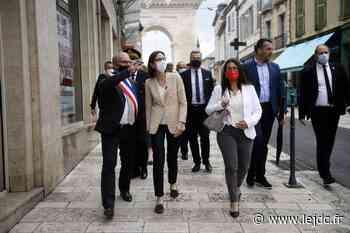 Difficultés de recrutement : des commerçants de Nevers ont fait part de leur inquiétude à la ministre Amélie de Montchalin - Le Journal du Centre