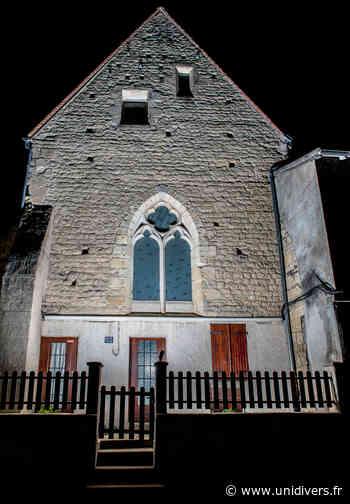 Visite guidée de la chapelle Saint-Sylvain à Nevers Chapelle Saint Sylvain samedi 18 septembre 2021 - Unidivers