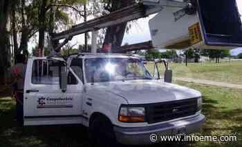 Se reestableció el servicio de luz en el barrio Facundo Quiroga I - Infoeme