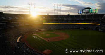 Vote Could Force Athletics Out of Oakland
