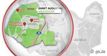 Stadtteilporträt Sankt Augustin Meindorf: Meindorf ist Wasserspender für den Rhein-Sieg-Kreis - General-Anzeiger Bonn