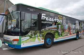 Mainburg - Freizeitbus profitiert von neuer Linie: Ausweitung nach Freising - idowa