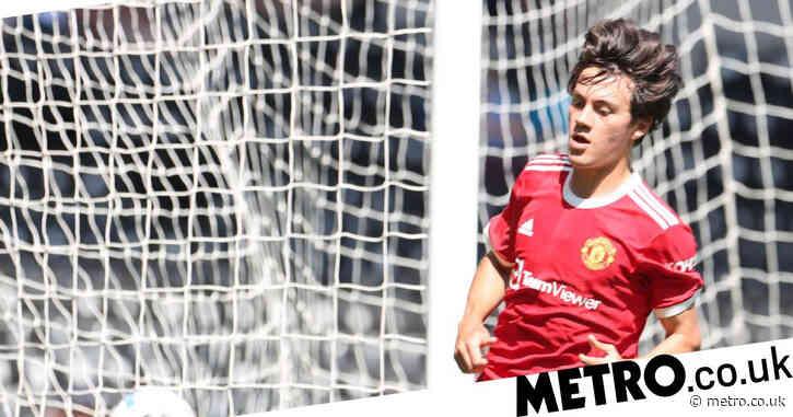 Facundo Pellistri links up with Shola Shoretire to score silky goal in Man Utd friendly