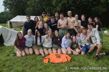 Scouts en Gidsen Zaventem zien kamp in Hotton in het water vallen en wijken uit naar Pulderbos - Het Nieuwsblad