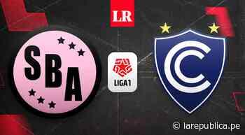 Sport Boys vs Cienciano EN VIVO ONLINE ver Gol Perú EN VIVO por internet GolPerú EN DIRECTO gratis CMD: hora, - LaRepública.pe