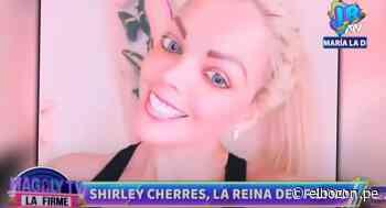 Shirley Cherres: exporrista del Sport Boys abusa de los filtros y aquí están las pruebas | VIDEO - El Bocón