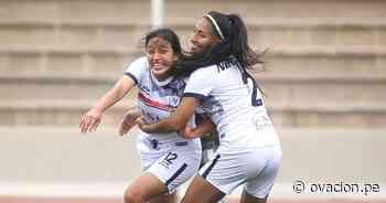 San Martín derrotó 3-2 a Sport Boys por la Liga Femenina - ovacion.pe