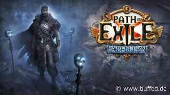 Path of Exile: Trailer zu Expedition - Explosiv-Archäologie als Liga! - Buffed.de