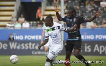 'Na vertrek bij Oud-Heverlee Leuven krijgt Tshimanga een kans bij KV Kortrijk' - VoetbalPrimeur.be