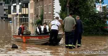 Jahrtausend-Hochwasser an Sauer und in Kordel - Zig Menschen obdachlos - Trierischer Volksfreund
