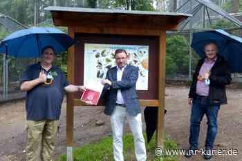 Fördermittel für Auffangstation des Zoos in Neuwied - NR-Kurier - Internetzeitung für den Kreis Neuwied