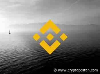 Binance Coin Price Analysis: BNB slowly continues to move away from $320, next target at $275?   Cryptopolitan - Cryptopolitan