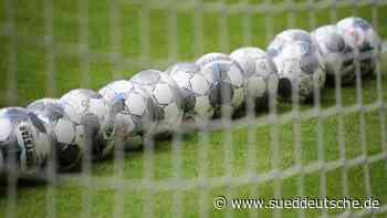 Aue gewinnt Generalprobe gegen Türkgücü München mit 2:0 - Süddeutsche Zeitung - SZ.de