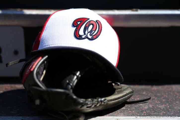 Padres/Nationals Game Suspended Due To Shooting Outside Nationals Park