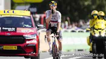 Tour de France: Gesten wie bei Lance Armstrong - Süddeutsche Zeitung - SZ.de