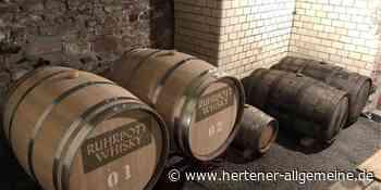 """Whisky """"made in Herten"""" lagert in den Tiefen - Hertener Allgemeine"""