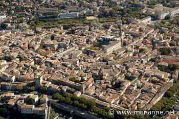 Carpentras, ville du futur - Marianne
