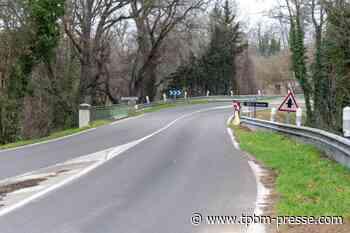 A LA PELLE Carpentras : sécurisation du pont Martinet - TPBM