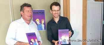 """Aix-les-Bains - """"Handman 5"""", le dernier tome du 1er cycle est enfin disponible - La Voix de l'Ain"""