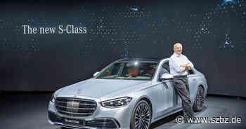 Mercedes-Benz Sindelfingen: Professor Dr. Uwe Ernstberger geht in den Ruhestand - Sindelfinger Zeitung / Böblinger Zeitung