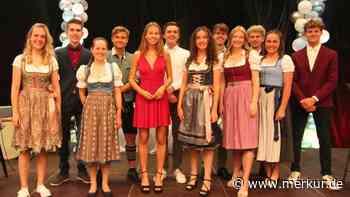 Gymnasium Penzberg: 1,99-Notenschnitt - Abi-Jahrgang mit Rekord - Merkur Online
