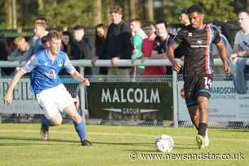 Gavin Skelton's praise for new Carlisle United striker Tristan Abrahams after Hebburn Town double | News and Star - News & Star